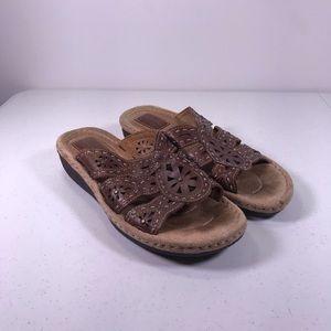 Clark Artisian Sandals Size 9.5